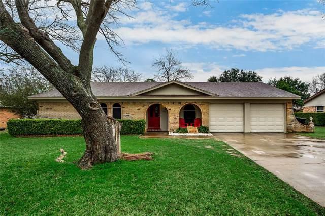 1205 Cindy Lane, Cleburne, TX 76033 (MLS #14252399) :: The Real Estate Station