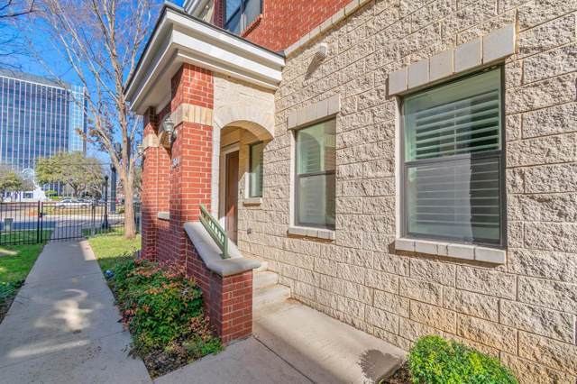 1205 Beaconsfield Lane #304, Arlington, TX 76011 (MLS #14252445) :: All Cities Realty