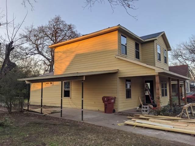 705 Beech Street, Bonham, TX 75418 (MLS #14252459) :: Baldree Home Team