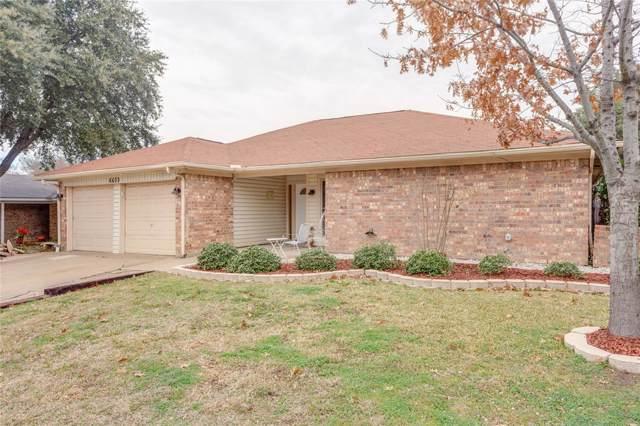 6653 Greendale Drive, Watauga, TX 76148 (MLS #14252477) :: Tenesha Lusk Realty Group