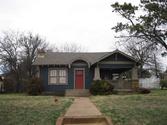 1010 E Lindsey Street, Breckenridge, TX 76424 (MLS #14252508) :: RE/MAX Town & Country