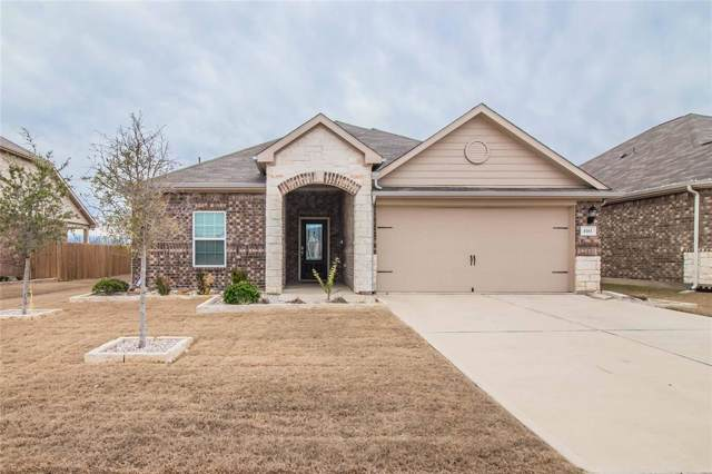 4161 Great Belt Drive, Crowley, TX 76036 (MLS #14252528) :: Potts Realty Group