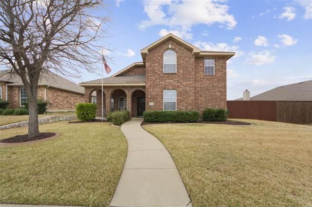 1605 Lake Tawakoni Drive, Allen, TX 75002 (MLS #14252547) :: Trinity Premier Properties