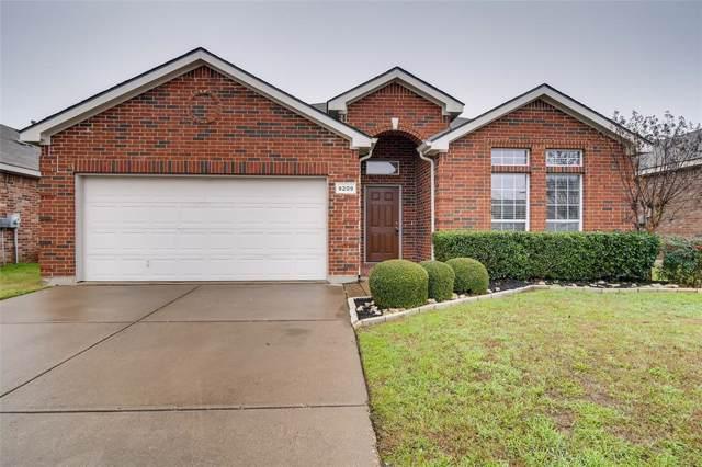 9209 Vineyard Lane, Fort Worth, TX 76123 (MLS #14252732) :: Potts Realty Group