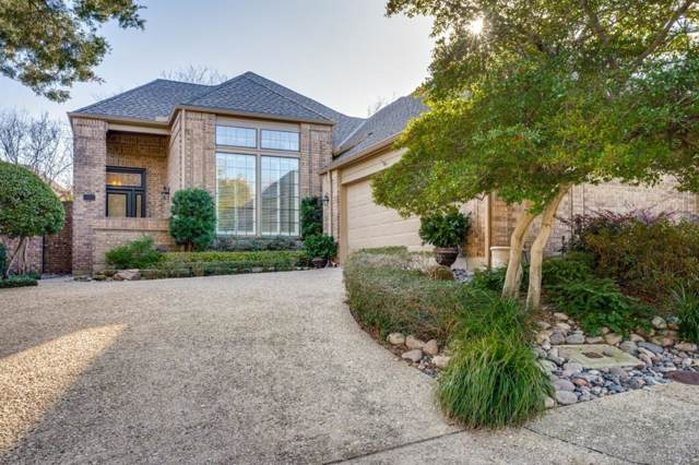 6917 Hillpark Drive, Dallas, TX 75230 (MLS #14252737) :: The Kimberly Davis Group