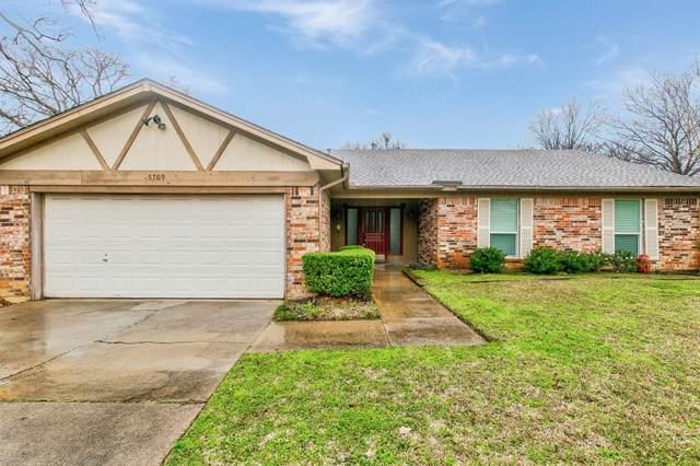 5709 Ridge Drive, Arlington, TX 76016 (MLS #14252763) :: RE/MAX Landmark