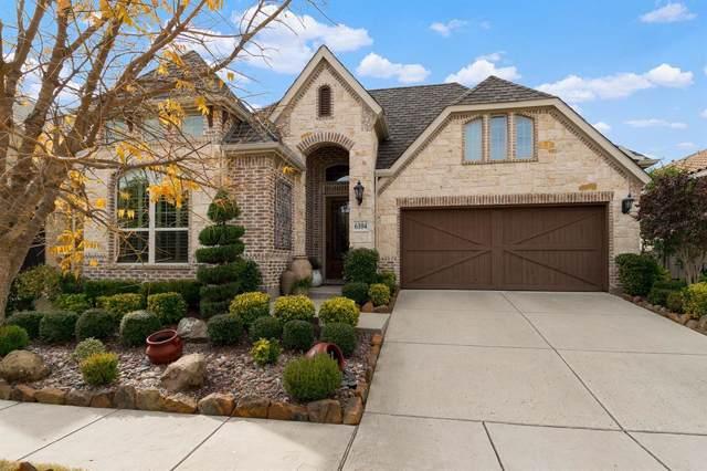 6104 River Highlands Drive, Mckinney, TX 75070 (MLS #14252765) :: The Real Estate Station