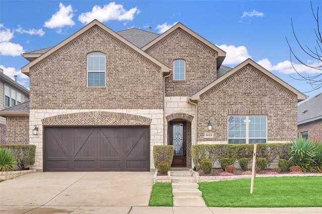 1424 4th Street, Argyle, TX 76226 (MLS #14252776) :: North Texas Team   RE/MAX Lifestyle Property