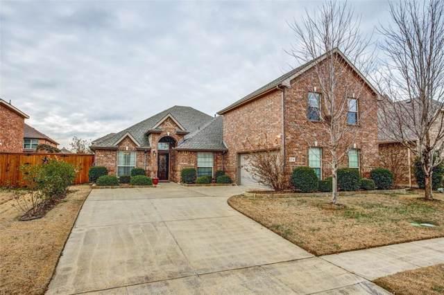 1716 Burberry Drive, Allen, TX 75002 (MLS #14252784) :: Trinity Premier Properties