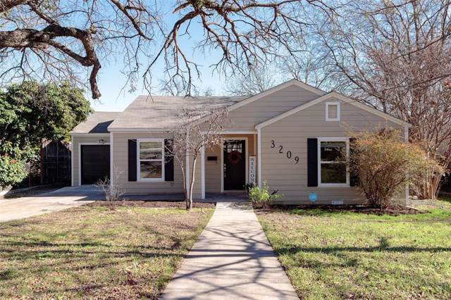 3209 Bigham Boulevard, Fort Worth, TX 76116 (MLS #14252809) :: The Kimberly Davis Group