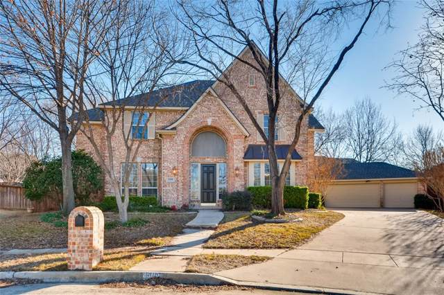 2500 Stillwater Court, Flower Mound, TX 75022 (MLS #14252836) :: Lynn Wilson with Keller Williams DFW/Southlake