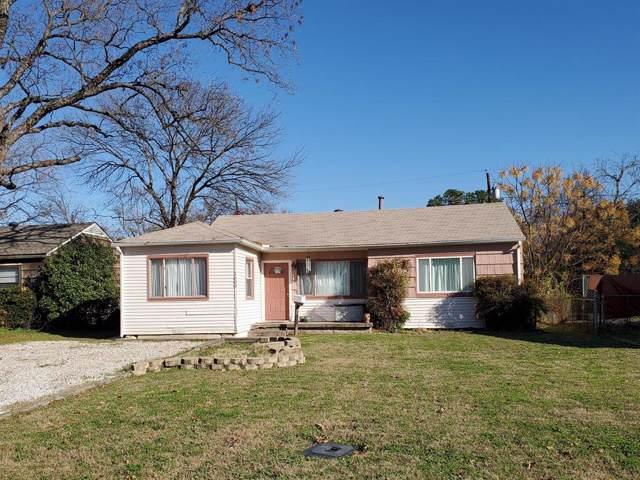 1600 Carolyn Street, Irving, TX 75061 (MLS #14252841) :: NewHomePrograms.com LLC