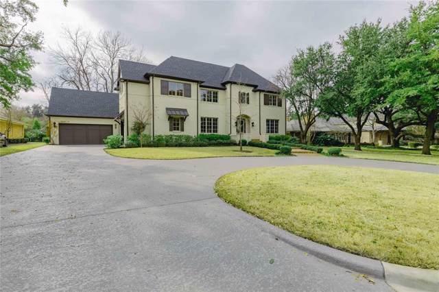 6754 Prestonshire Lane, Dallas, TX 75225 (MLS #14252852) :: Team Tiller