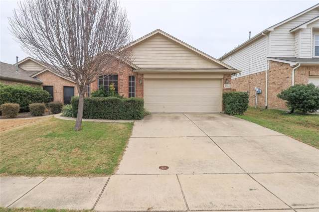 6368 Geneva Lane, Fort Worth, TX 76131 (MLS #14252920) :: RE/MAX Pinnacle Group REALTORS