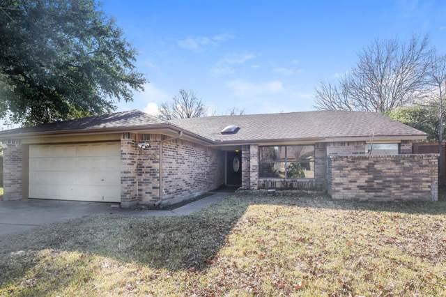 2509 Slaton Drive, Grand Prairie, TX 75052 (MLS #14252935) :: Ann Carr Real Estate