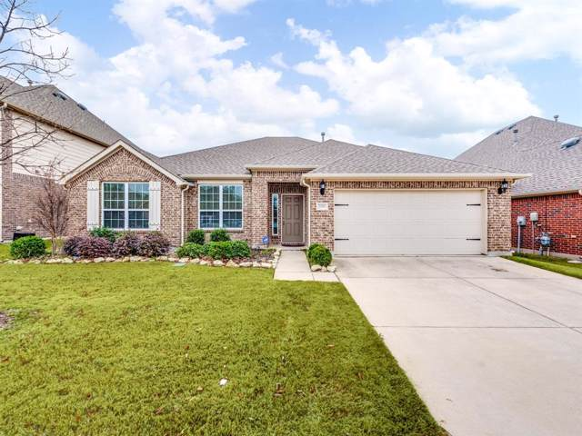 2016 Speckle Drive, Fort Worth, TX 76131 (MLS #14252960) :: The Good Home Team