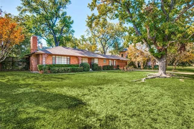 6814 Lakehurst Avenue, Dallas, TX 75230 (MLS #14253008) :: Robbins Real Estate Group