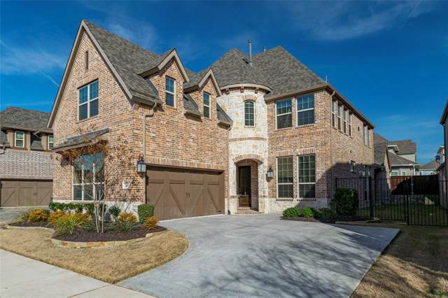760 Davids Way, Allen, TX 75013 (MLS #14253009) :: The Kimberly Davis Group