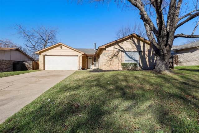 3817 Raywood Drive, Grand Prairie, TX 75052 (MLS #14253025) :: Ann Carr Real Estate