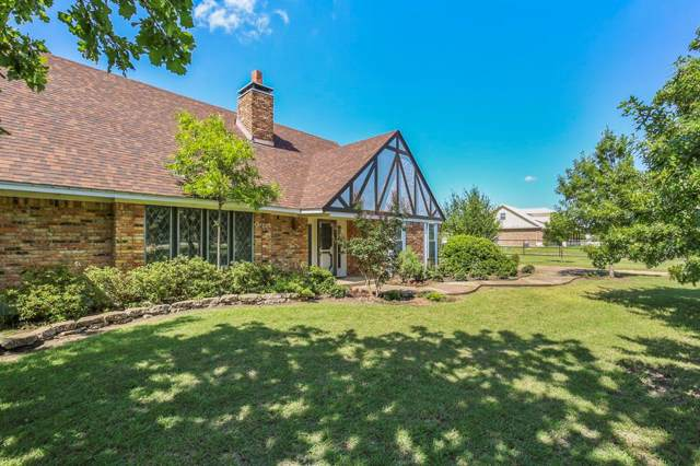 4803 E Parker Road, Parker, TX 75002 (MLS #14253031) :: RE/MAX Town & Country