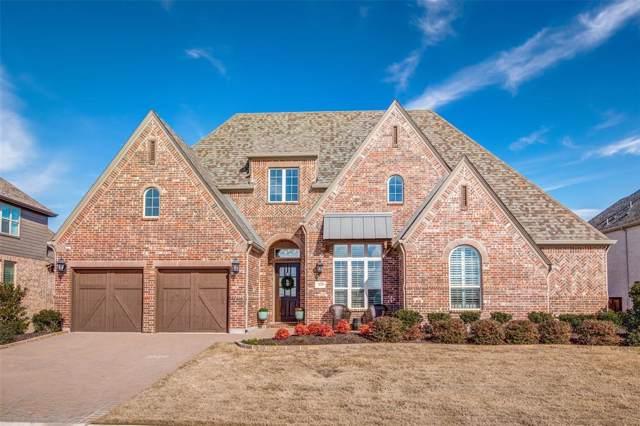 2610 Corral Drive, Celina, TX 75009 (MLS #14253040) :: The Kimberly Davis Group