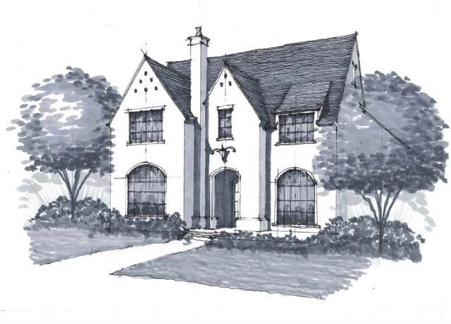 3812 Bryn Mawr Drive, University Park, TX 75225 (MLS #14253125) :: Ann Carr Real Estate