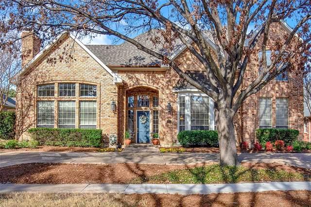 3917 Woodlawn Lane, Plano, TX 75025 (MLS #14253169) :: Robbins Real Estate Group