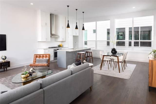 5908 Lindell Avenue #101, Dallas, TX 75206 (MLS #14253171) :: The Hornburg Real Estate Group