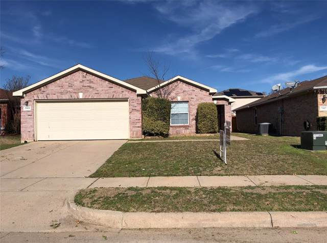 7913 Hidden Brook Drive, Fort Worth, TX 76120 (MLS #14253183) :: NewHomePrograms.com LLC