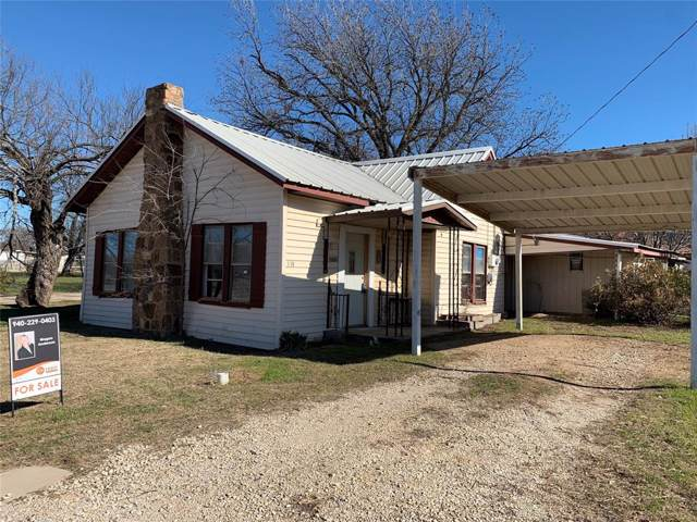 334 N Knox Street, Jacksboro, TX 76458 (MLS #14253206) :: The Kimberly Davis Group
