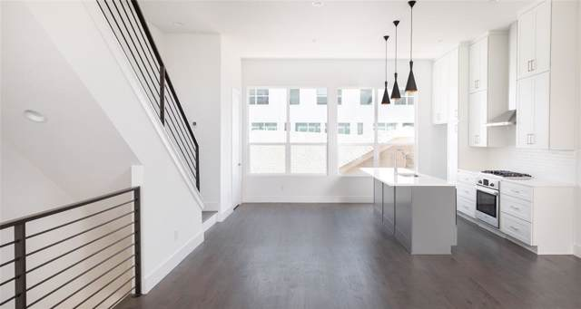 5908 Lindell Avenue #102, Dallas, TX 75206 (MLS #14253209) :: The Hornburg Real Estate Group