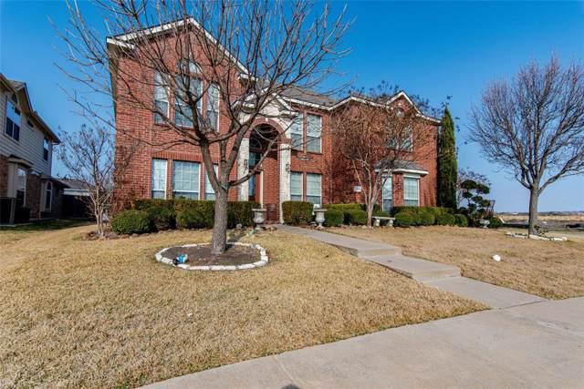 2100 Pecan Ridge Drive, Forney, TX 75126 (MLS #14253227) :: RE/MAX Landmark