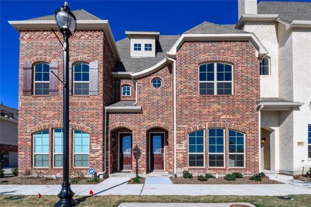 6078 Oglethorpe Street, Frisco, TX 75034 (MLS #14253229) :: The Kimberly Davis Group