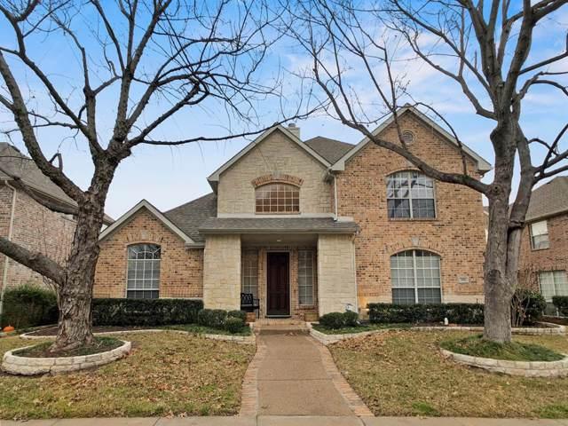 708 Baldwin Court, Allen, TX 75013 (MLS #14253304) :: The Kimberly Davis Group
