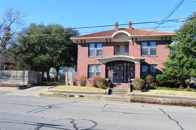 2104 Johnson Street, Greenville, TX 75401 (MLS #14253385) :: NewHomePrograms.com LLC