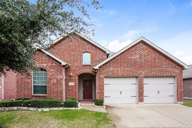 1006 Kimbro Drive, Forney, TX 75126 (MLS #14253406) :: Maegan Brest | Keller Williams Realty