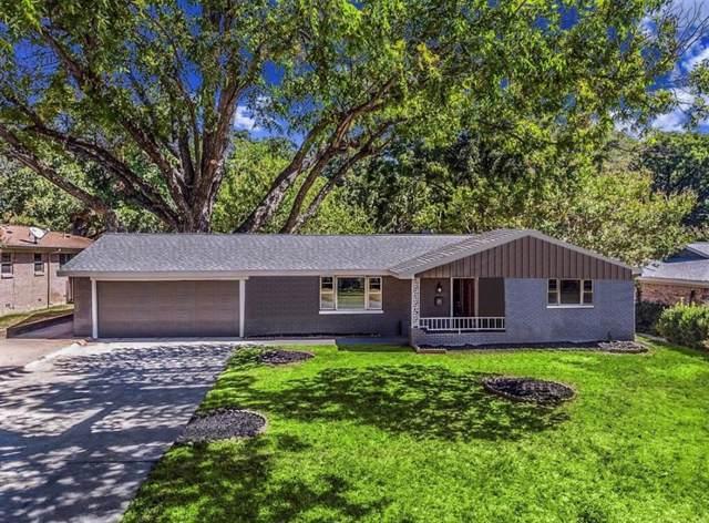807 Oakwood Drive, Euless, TX 76040 (MLS #14253503) :: EXIT Realty Elite