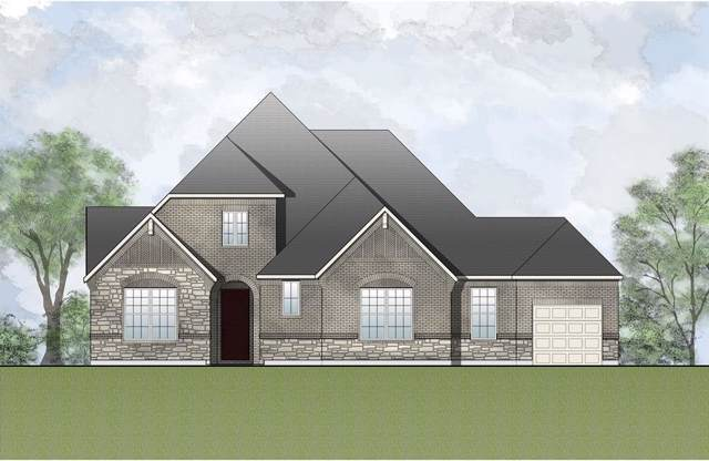 3371 Briarcliff Drive, Prosper, TX 75078 (MLS #14253552) :: The Kimberly Davis Group