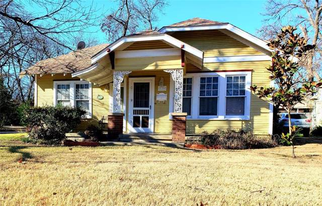 539 S Dixon Street, Gainesville, TX 76240 (MLS #14253579) :: Trinity Premier Properties