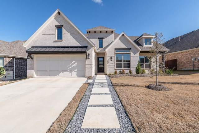 4541 Wilderness Pass, Fort Worth, TX 76262 (MLS #14253608) :: NewHomePrograms.com LLC
