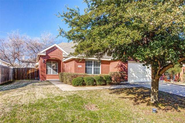 301 Lake Village Drive, Mckinney, TX 75071 (MLS #14253620) :: All Cities Realty