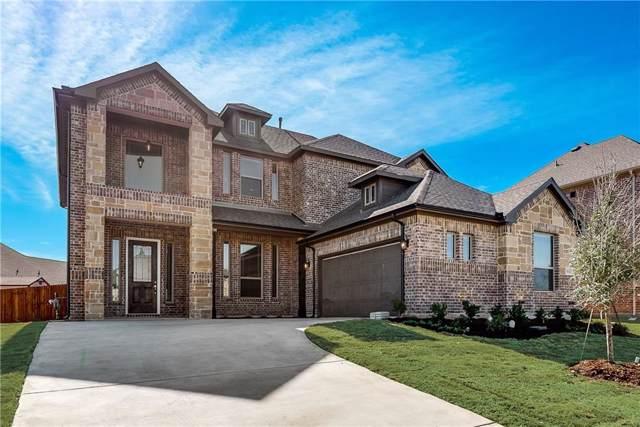 532 Big Bend Drive, Keller, TX 76248 (MLS #14253640) :: Potts Realty Group