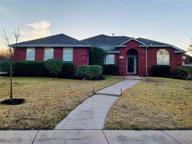 1005 Raspberry Lane, Crowley, TX 76036 (MLS #14253709) :: The Mitchell Group