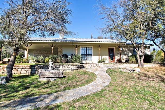 1566 County Road 301, Glen Rose, TX 76043 (MLS #14253760) :: The Chad Smith Team