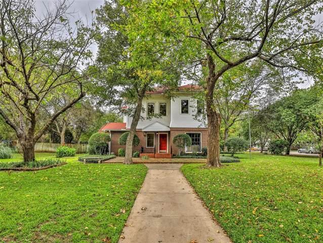 804 Prairie Avenue, Cleburne, TX 76033 (MLS #14253761) :: Robbins Real Estate Group