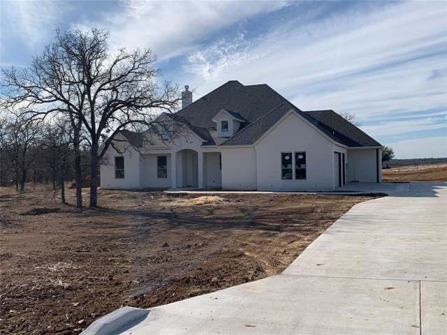 110 Hondo Circle, Millsap, TX 76066 (MLS #14253780) :: Lynn Wilson with Keller Williams DFW/Southlake