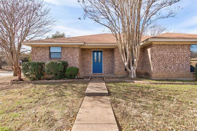 301 Rio Grande Street, Glen Rose, TX 76043 (MLS #14253867) :: The Chad Smith Team