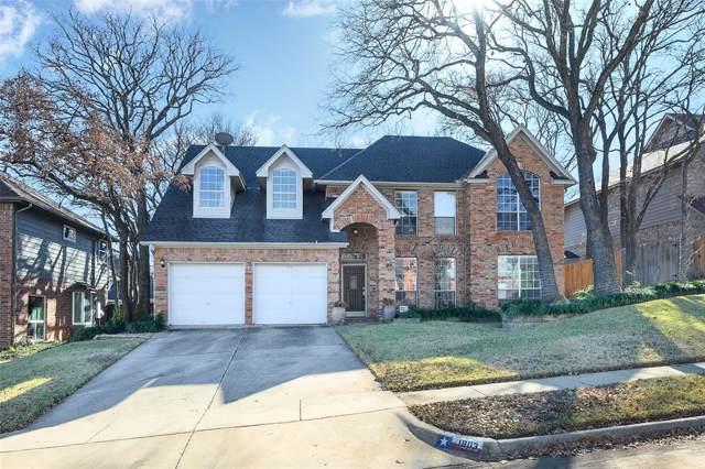 1803 Rolling Ridge Drive, Grapevine, TX 76051 (MLS #14253891) :: EXIT Realty Elite