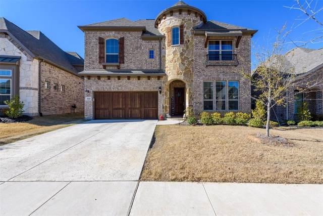 9020 Washington Lane, Lantana, TX 76226 (MLS #14253919) :: Team Hodnett