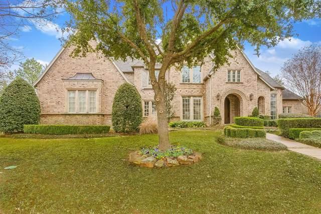1614 Fair Oaks Drive, Westlake, TX 76262 (MLS #14253973) :: Team Hodnett